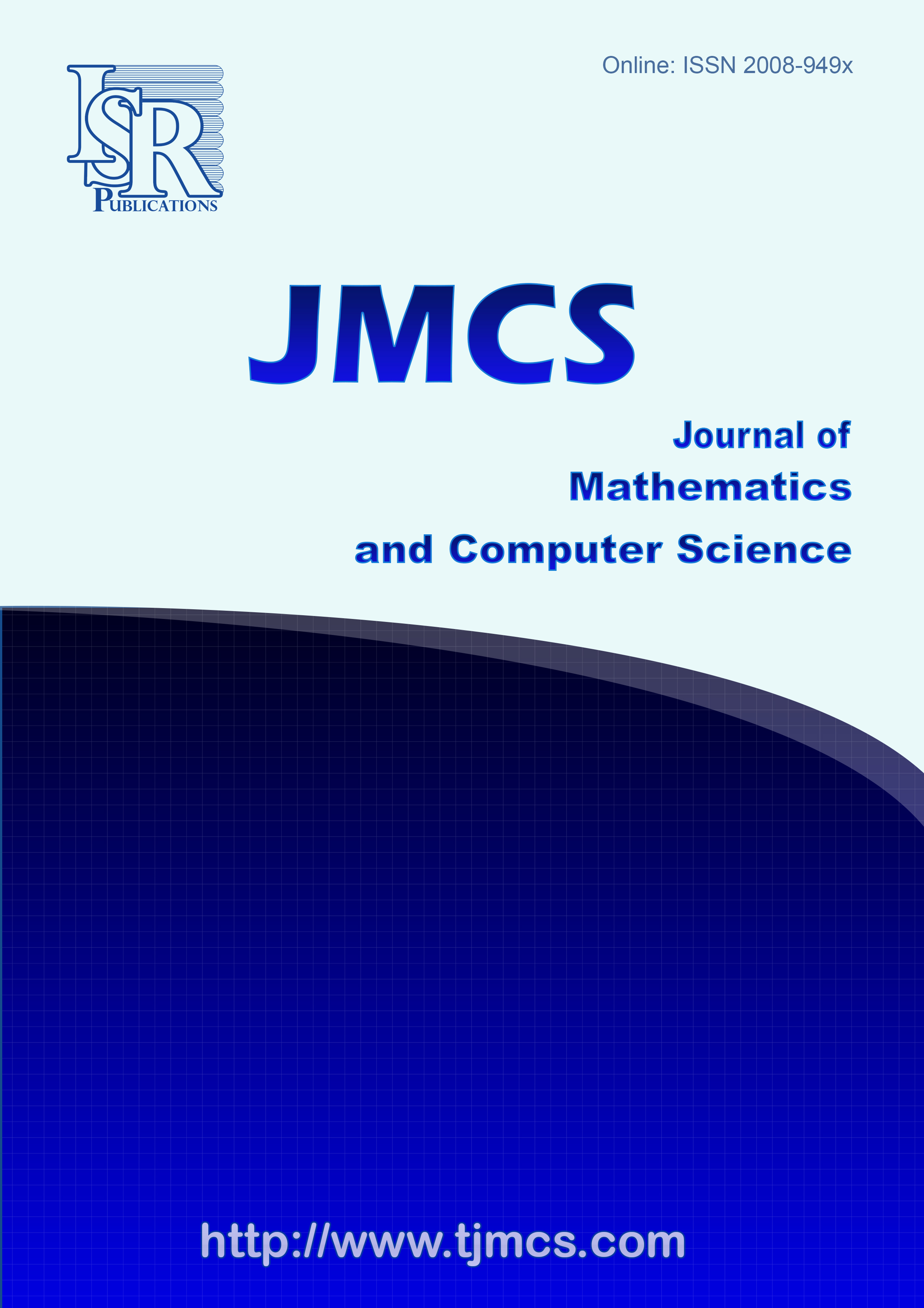 Journal of Mathematics and Computer Science-