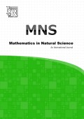 Mathematics in Natural Science